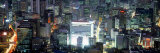 Aerial View of Seoul, South Korea, Korea Photographic Print by Panoramic Images 