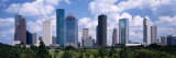 Skyscrapers in Houston, Texas, USA Photographic Print by  Panoramic Images