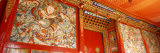 Close-Up of Paintings in a Monastery, Tongren, Qinghai, China Photographic Print by  Panoramic Images