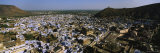 Cityscape of Bundi, Rajasthan, India Photographic Print by  Panoramic Images