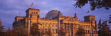 Facade of a Building, the Reichstag, Berlin, Germany Photographic Print by  Panoramic Images