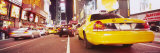 Traffic on the Road, Times Square, Manhattan, New York City, New York, USA Photographic Print by  Panoramic Images