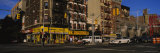 Cars on the Road in a City, Lower East Side, Manhattan, New York City, New York, USA Photographic Print by Panoramic Images