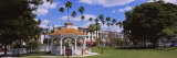 Gazebo in a Park, Venice, Sarasota County, Florida, USA Photographic Print by  Panoramic Images