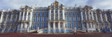 Facade of a Palace, Catherine Palace, Pushkin, St. Petersburg, Russia Photographic Print by Panoramic Images