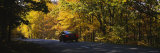 Park Loop Road, Acadia National Park, Mount Desert Island, Maine, USA Photographic Print by  Panoramic Images