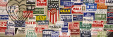 Close-Up of Election Posters on a Wall, Rochester, Vermont, New England, USA Photographic Print by Panoramic Images 