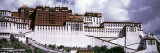 Potala Palace, Lhasa, Tibet Photographic Print by  Panoramic Images