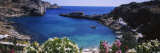 Coastline of Rhodes, Greece Photographic Print by  Panoramic Images