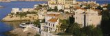 Houses on the Hillside, Malmousque, Marseille, France Photographic Print by  Panoramic Images