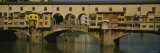 Bridge Across Ponte Vecchio, Arno River, Florence, Tuscany, Italy Photographic Print by Panoramic Images