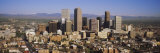 Skyscrapers in Denver, Colorado, USA Photographic Print by Panoramic Images 
