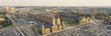 Aerial View of Oriole Park at Camden Yards, Baltimore, Maryland, USA Photographie par Panoramic Images