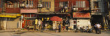 Building on Roadside, Shanghai, China Photographic Print by Panoramic Images 