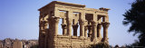 Trajan's Kiosk, Temple of Philae, Philae, Aswan, Egypt Photographic Print by  Panoramic Images