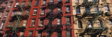 Fire Escapes on Buildings, Little Italy, Manhattan, New York City, New York, USA Photographic Print by  Panoramic Images