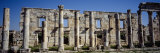 Old Ruins of Cardo Maximus, Apamea, Syria Photographic Print by  Panoramic Images