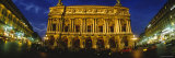 Facade of a Building, Opera House, Paris, France Photographic Print by  Panoramic Images