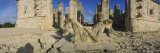 Old Ruins of Temple of Warriors, Chichen Itza, Yucatan, Mexico Photographic Print by  Panoramic Images