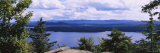 Piseco Lake, Adirondack Mountains, New York, USA Photographic Print by  Panoramic Images