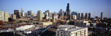 Chicago, Illinois, USA Photographic Print by  Panoramic Images