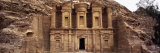 Facade of a Monastery, Ed Deir, Petra, Jordan Photographic Print by  Panoramic Images
