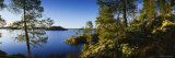 Lake Saimaa, Puumala, Finland Photographic Print by  Panoramic Images