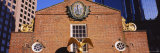 Golden Eagle Outside of a Building, Old State House, Freedom Trail, Boston, Massachusetts, USA Photographic Print by  Panoramic Images