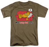 Garfield - What Every Dad Wants T-shirts