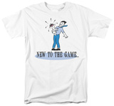New to the Game T-shirts