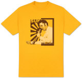 Sun Studios - Sun Records, Elvis on the Mic T-shirts