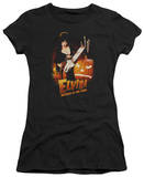 Juniors: Elvira - Protect Your Pumpkins T-shirts