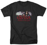 Elvira - Dark Mistress T-shirts