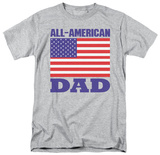 All-American Dad T-shirts