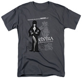Elvira - Busom of Doom Shirts