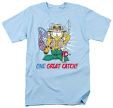 Garfield - One Great Catch T-shirts