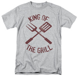 King of the Grill Shirts