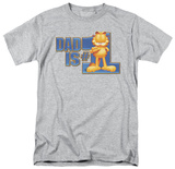 Garfield - Dad is Number One Shirt