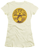 Juniors: Sun Studios - Elvis Full Sun Label T-Shirts