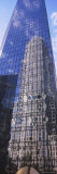 Building Reflection, Charlotte, North Carolina, USA Photographic Print by  Panoramic Images