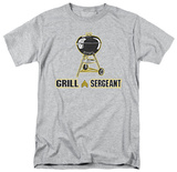 Grill Sergeant T-shirts