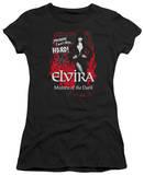 Juniors: Elvira - I Won't Bite, HARD! Shirts