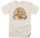 Sun Studios - Crossed Guitars T-shirts