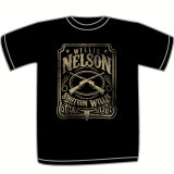 Willie Nelson - Shotgun T-shirts