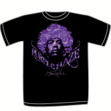 Jimi Hendrix - Purple Haze T-shirts