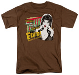 Elvira - Rattle Your Nerves T-shirts