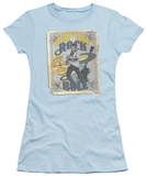 Juniors: Sun Studios - Heritage of Rock Poster T-Shirt