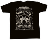 Johnny Cash - Cash Label T-shirts