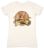 Juniors: Sun Studios - Crossed Guitars T-shirts