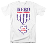 Hero aka Grandpa T-shirts